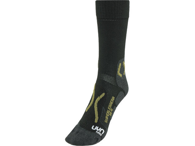 UYN Trekking Superleggera Socks Herre black/military